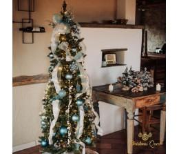 Albero di Natale compatto verde